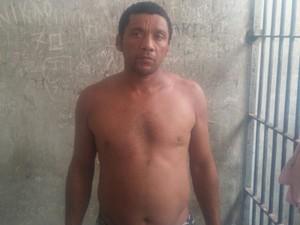 Homem foi preso seis anos após ter assassinado homem; filha da vítima o reconheceu na rua (Foto: G1)