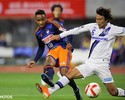 Copa Nabisco: De virada, Niigata vence Gamba Osaka na primeira semifinal