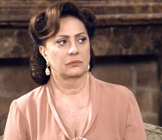 Anastácia impõe condição para contratar Araújo de volta (Foto: TV Globo)