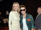 Heidi Klum tieta Justin Bieber no Twitter: 'Nós te amamos'