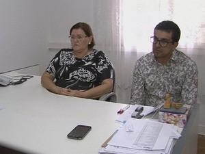 Administradores do hospital dizem que pagamento será feito a funcionários (Foto: Reprodução/ TV TEM)