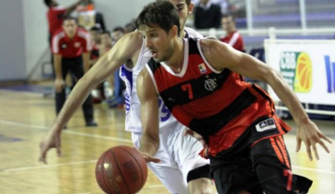 Flamengo NBB Uberlândia (Foto: Orlando Bento/Divulgação)