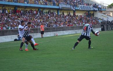 São Raimundo e Remo  (Foto: Dominique Cavaleiro/Globoesporte.com)
