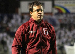 Dado Cavalcanti treinador Paraná (Foto: Divulgação/Site do Paraná Clube)