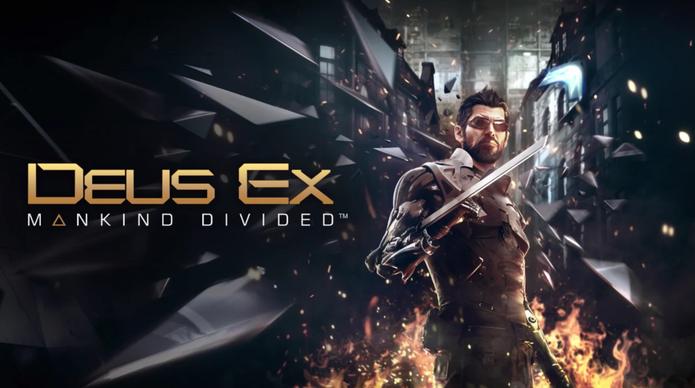 E3 Deus Ex (Foto: Divulgação)
