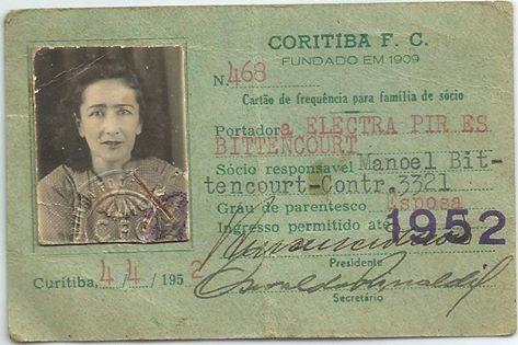Blog Torcida Coritiba - carteira