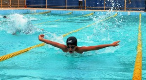 natação Acre (Foto: Manoel Façanha/arquivo pessoal)