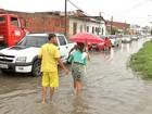 Ceará registra chuva em 146 cidades nesta quinta-feira, segundo Funceme