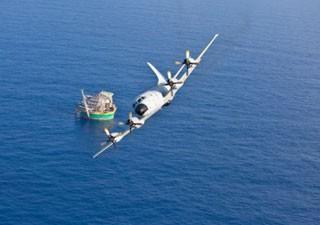 Avião P-3AM é usado para patrulhar e vigiar os mares do país (Foto: FAB)