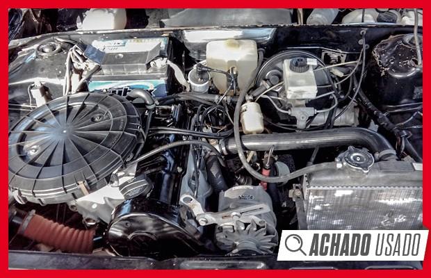 Motor 1.8 já é o AP nesse ano-modelo do Gol GT (Foto: Reprodução)