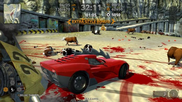 Carmageddon: Reincarnation trará de volta a violenta série de corrida (Foto: Reprodução/CarGamingBlog)