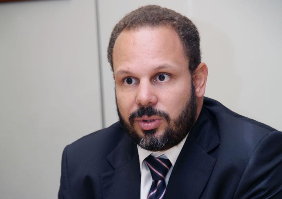 Luís Rangel, secretário de Defesa Agropecuária do Ministério da Agricultura (Foto: Divulgação/Ministério da Agricultura)