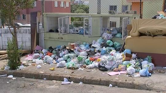 Boituva fica sem coleta de lixo após contrato com a empresa ser cancelado