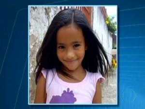 Menina morre queimada após sessões de radioterapia (Foto: Reprodução / TV Globo)