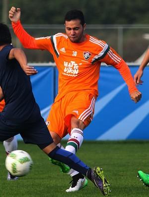 eduardo fluminense jogo-treino eua sub-17 (Foto: Nelson Perez / FluminenseFC)