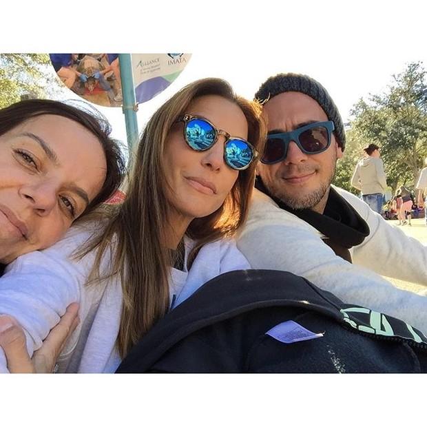 Ivete Sangalo e André Marques (Foto: Reprodução/Instagram)