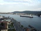 Porto de Santos tem crescimento na importação e queda na exportação