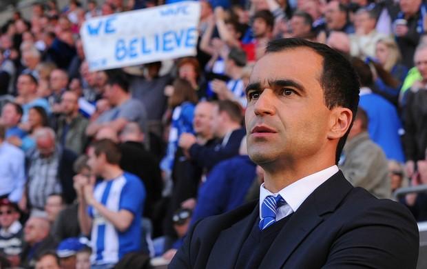 Roberto Martínez técnico Wigan (Foto: Getty Images)