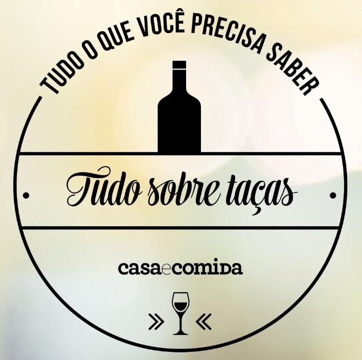 Taça ideal - Guia do vinho (Foto:  )