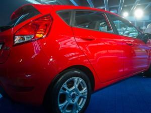 Ford New Fiesta (Foto: Flávio Moraes/G1)