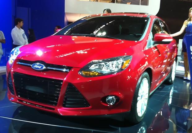 Ford Focus (Foto: Ricardo Sant'Anna/Autoesporte)