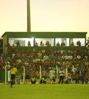 Estádio Felipão (Foto: Luís Júnior)
