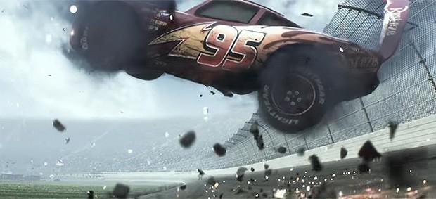 Teaser do filme Carros 3 (Foto: Pixar)
