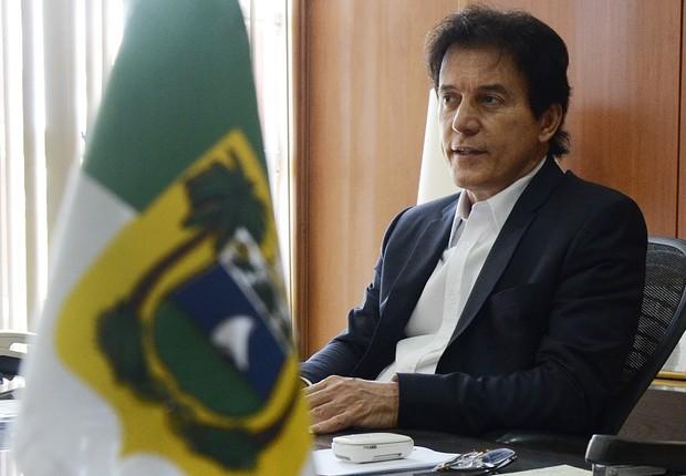 O governador do Rio Grande do Norte, Robinson Faria (PSDB) (Foto: SECOM RN)