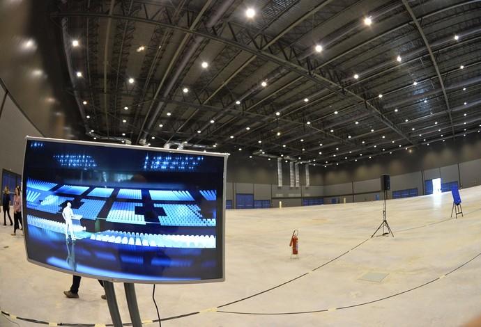 Arena do boxe Olimpíadas Rio 2016 (Foto: André Durão)