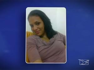 Juliane Carvalho, mãe da menina Ana Clara (Foto: ReproduçãoTV Mirante)