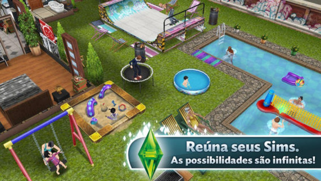 The sims freeplay jogos download techtudo for Application ipad construction maison