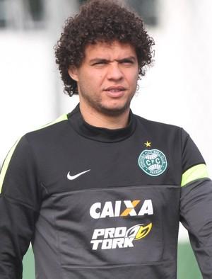 coritiba treino victor ferraz (Foto: Divulgação/site oficial do Coritiba Foot Ball Club)