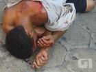 Idoso é assaltado, reage e ladrão quase é linchado em Teresina
