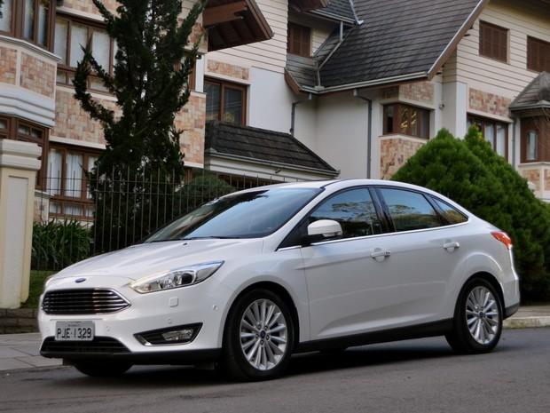 Ford Focus Fastback (Foto: Divulgação)