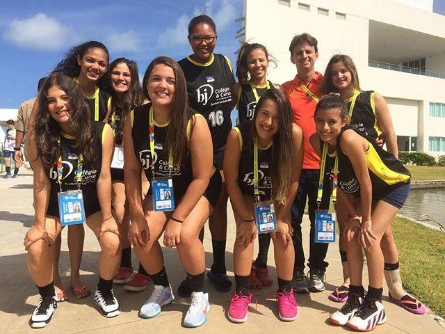 @jepsoficial, #vcnogepb, Jogos Escolares da Juventude, JEJs (Foto: Arquivo pessoal)