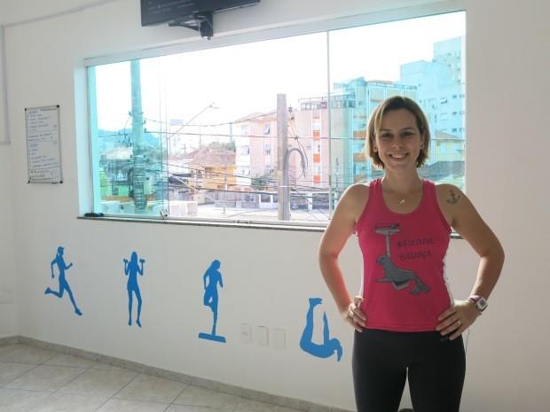 """""""Nunca sonhei"""", diz Lia sobre projeto criado há pouco mais de um ano (Foto: Guilherme Lucio/G1)"""