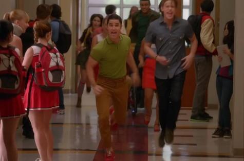 Quinta temporada de 'Glee' (Foto: Reprodução da internet)
