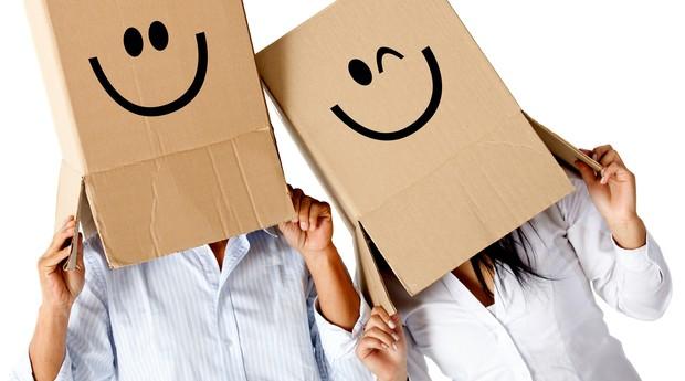 otimismo; felicidade; confiança (Foto:  )