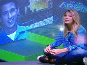 Jornalista falou sobre os Jogos Nacionais Universitários  (Foto: Divulgação)