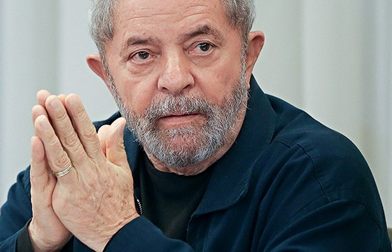 Luiz Inácio Lula da Silva (Foto: Andre Penner/AP Photo)