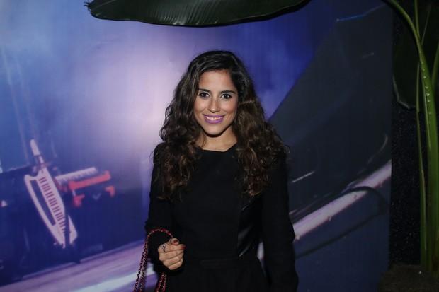 Camilla Camargo (Foto: Thiago Duran e Eduardo Martins/AgNews)