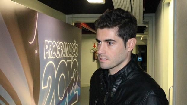 Miralles, atacante do Grêmio (Foto: Diego Guichard/GLOBOESPORTE.COM)