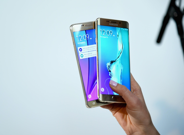 A Samsung está bem das pernas (Foto: Getty Images/ Ilya S. Savenok)