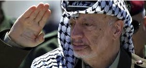 Yasser Arafat, líder do Al Fatah (Foto: G1)