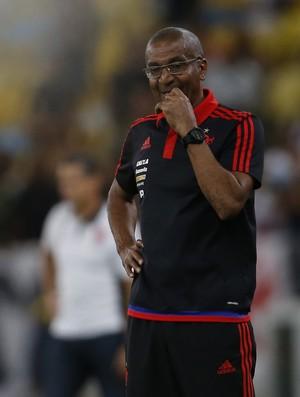 Cristóvão Borges Flamengo x Vasco
