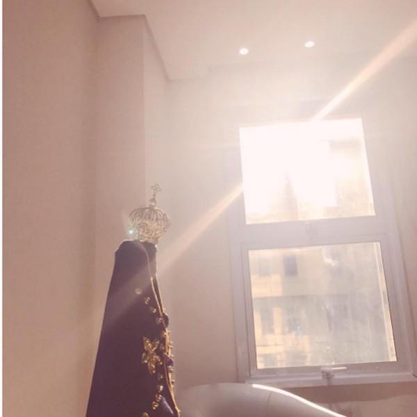 Eliana posta mensagem em seu perfil no Instagram (Foto: Reprodução / Instagram)