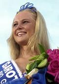 Liege Müller, Garota Verão 2002 (Foto: Zero Hora)