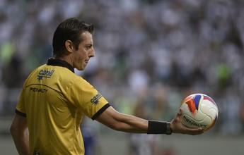 Federação Paulista define árbitro de final entre Santos e Audax, na Vila