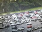 Estradas têm fluxo intenso em direção ao Litoral Norte do RS