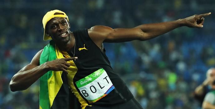 Usain Bolt, Rio 2016 (Foto: ERNESTO CARRICO/O DIA/NOPP)